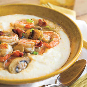 Hominy Grill's Shrimp and Grits Recipe