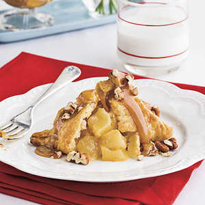 Anne's Quick Apple Dumpling BundlesRecipe