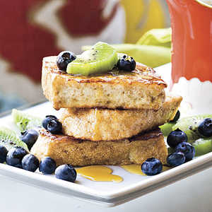 Guiltless French ToastRecipe