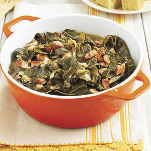 Southern-Style Collard GreensRecipe