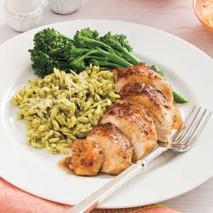 Balsamic-Garlic Chicken BreastsRecipe