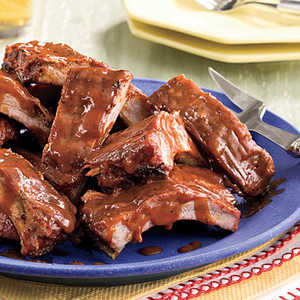 Grilled Baby Back Ribs Recipe