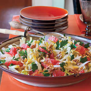 Citrus-Walnut SaladRecipe