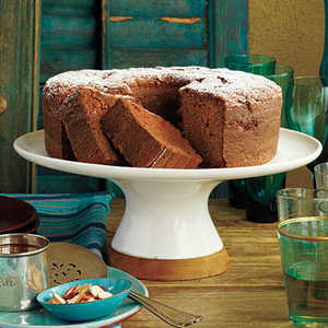 Mexican Chocolate Pound CakeRecipe