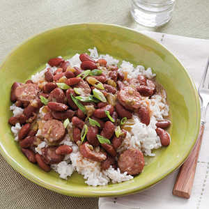 Stovetop Red Beans and RiceRecipe