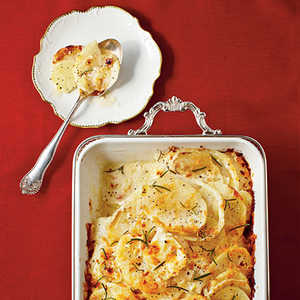 Fennel-and-Potato GratinRecipe