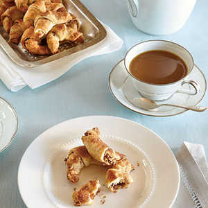 Peach-Pecan Rugelach Recipe