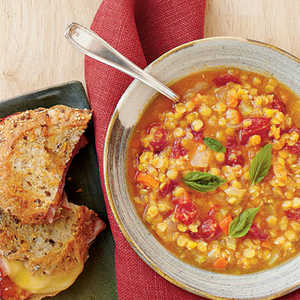 Red Lentil SoupRecipe