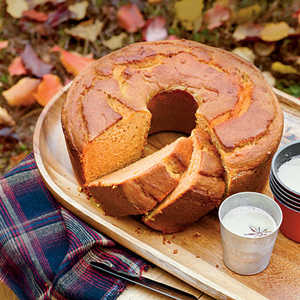 Sweet Potato Pound CakeRecipe