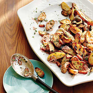 Grilled Fingerling Potato SaladRecipe