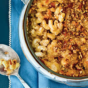 Four-Cheese Macaroni Recipe