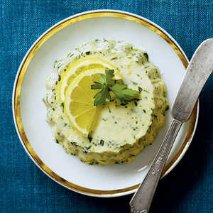 Lemon-Herb ButterRecipe