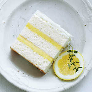 Lemon-Thyme Curd FillingRecipe