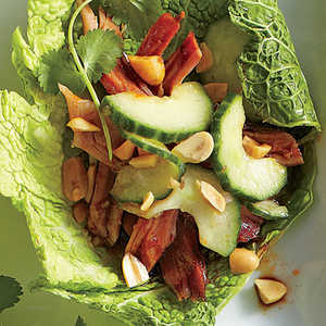 Sweet-and-Sour Cucumber SaladRecipe