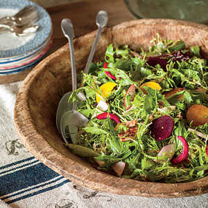 Fall Salad with Beets and ApplesRecipe