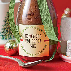 Homemade Hot Cocoa MixRecipe