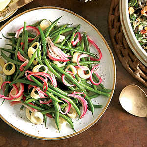 Green Bean Salad with Hearts of PalmRecipe