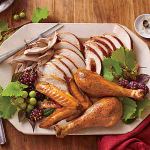 Smoked Self-Basting TurkeyRecipe