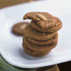 Candied Ginger-Citrus CookiesRecipe