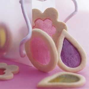Stained-Glass CookiesRecipe