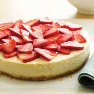 Lemon Shortbread Cheesecake Recipe