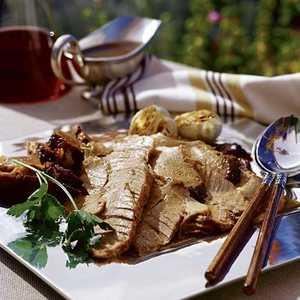 <p>Slow-Roasted Pork Shoulder</p>