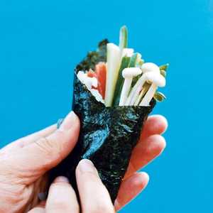 Hand-Rolled SushiRecipe