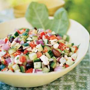Greek SaladRecipe