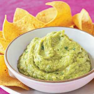 Roasted Tomatillo GuacamoleRecipe