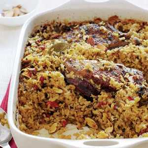Arroz con Gansos o Patos (Rice with Geese or Ducks)Recipe