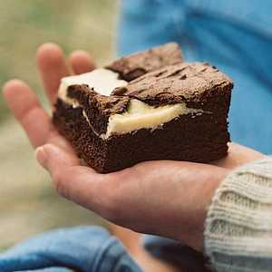 Chocolate-Fromage Blanc BrowniesRecipe