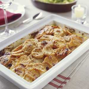 Sweet-Potato GratinRecipe