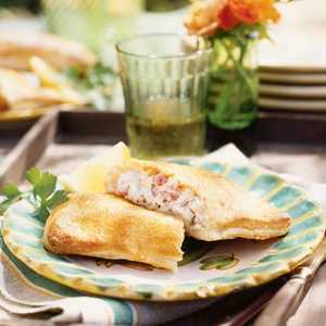 Chicken and Cheese EmpanadasRecipe