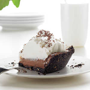 Chocolate Cream PieRecipe