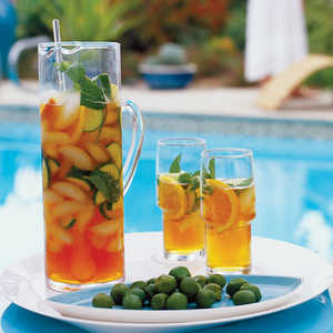 <p>Pimm's Cup</p>