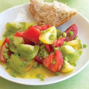 Tomato Salad with Chile and LimeRecipe