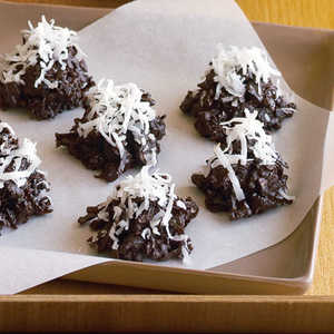 Coconut Haystacks Recipe