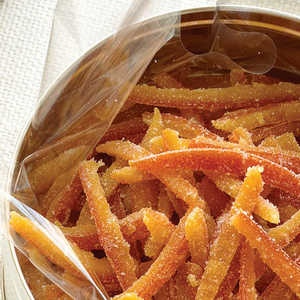 Candied Citrus PeelRecipe