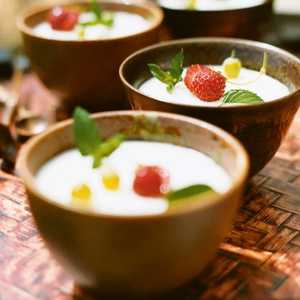 Coconut Tapioca PuddingRecipe