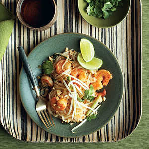 <p>Shrimp Pad Thai</p>