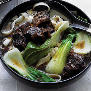 Beef and Star Anise Noodle SoupRecipe