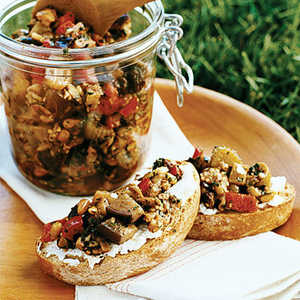 Sicilian Bruschetta Recipe