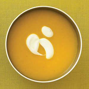 Curried Roasted Squash Soup Recipe