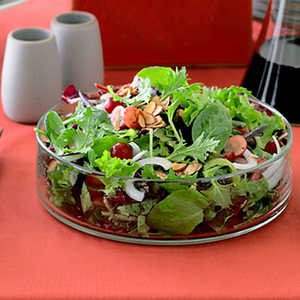 Grape, Toasted Almond, and Sweet-Onion SaladRecipe