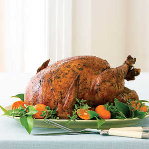 Chile and Spice Grilled Turkey Recipe