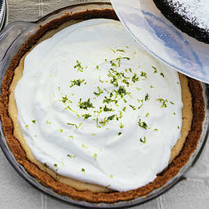 Long Beach Lime Pies Recipe