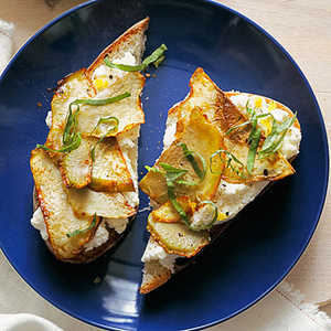 Artichoke Bruschetta Recipe