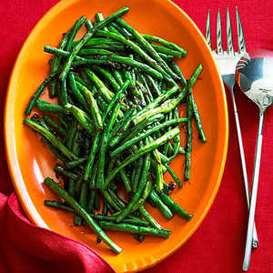 Chinese Long Beans with XO SauceRecipe
