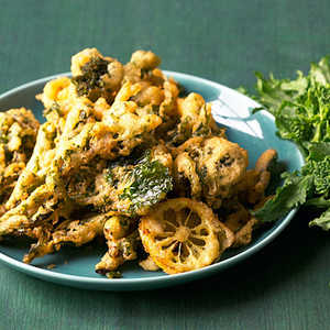 Broccoli Rabe Fritto Misto Recipe