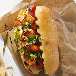 The Surfer Hot Dog Recipe